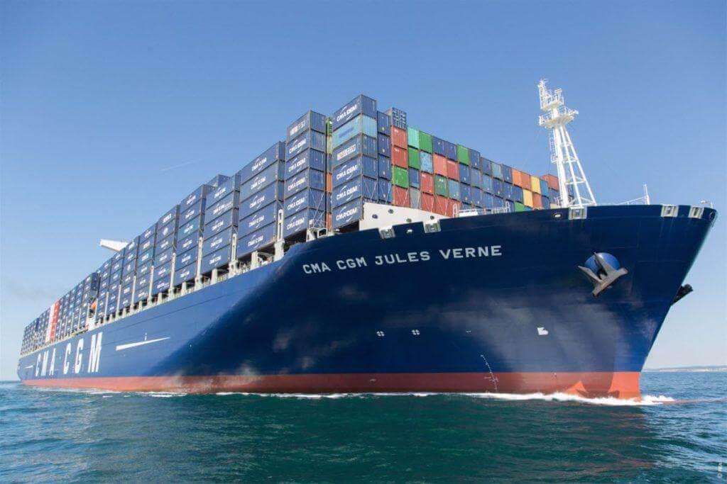 доставка контейнера на кипр