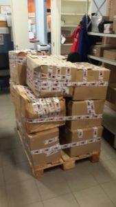 Доставка грузов в Швецию из России
