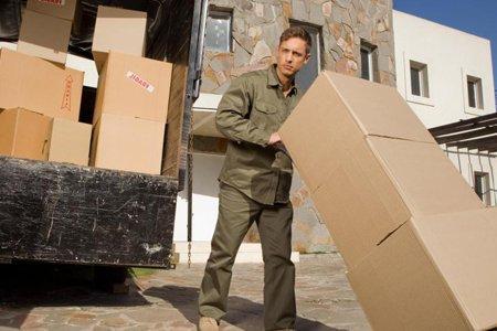 Перевозка личных вещей и мебели в Европу 42