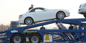 Международные перевозки автовозами