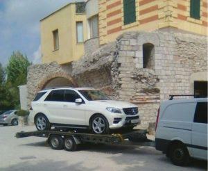 Перевозка авто в Европу