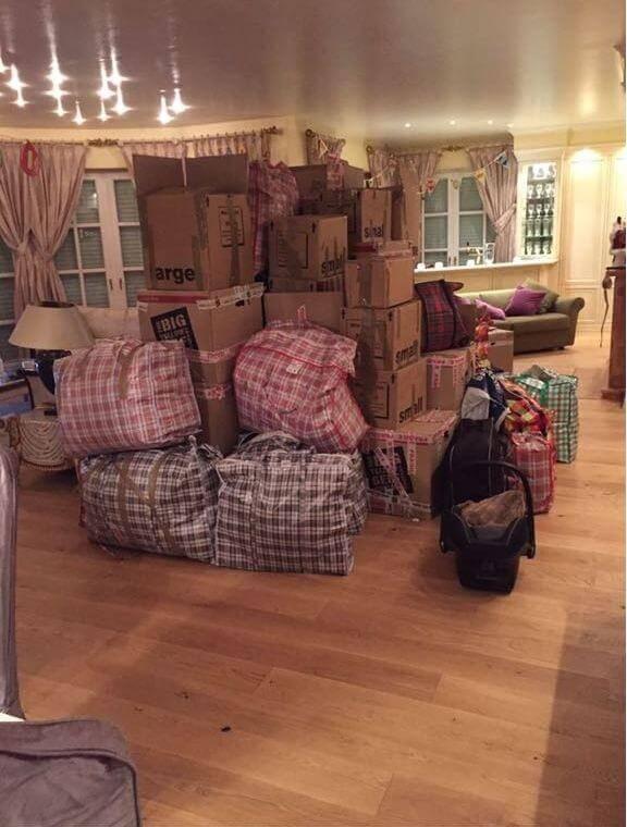 квартирный переезд в бельгию