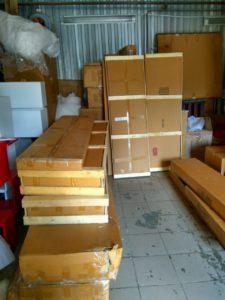 Доставка мебели из Италии