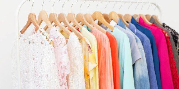 Сток одежды оптом из Европы