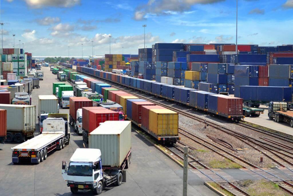 Доставка контейнера из Китая в Россию