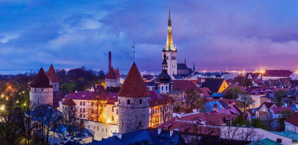 Грузоперевозки в Эстонию из Москвы и Санкт-Петербурга
